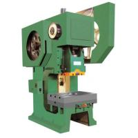 Buy cheap 3W 70mm Light Pole Production Line / C Frame Inclinable Press from wholesalers