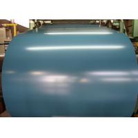 Buy cheap Cobalt Blue Hot Dipped Galvanized Steel Sheet In Coils 55% RAL Colors AZ from wholesalers