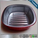 Buy cheap Food Grade Aluminum Foil Container , Food Grade Aluminium Foil Heat Resistance For Baking from wholesalers