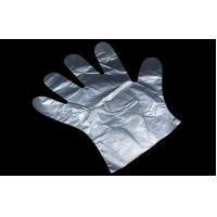 Buy cheap Clear Disposable Poly PE Gloves  Food Service Safety Glove  Powder Free from wholesalers