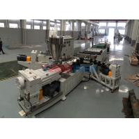 Electroplating Factory Roof Panel Roll Forming Machine Plastic Extruder Line Manufactures