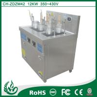 industrial pasta cooker with automatic function