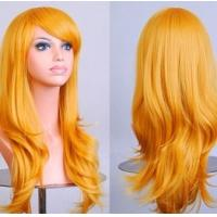 Buy cheap Cosplay Wig Long Hair Heat Resistant Spiral Costume Wigs for Female from wholesalers