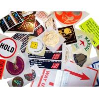 Buy cheap Strong Sealing Strength Security Sticker Labels Non Leakage Eco Friendly from wholesalers