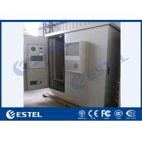 Wholesale Three Bay Sandwich Steel Base Station Cabinet Outdoor IP65 With Heat Insulation Material from china suppliers