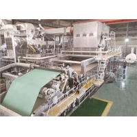 Buy cheap Tissue Roll 8T / D Toilet Paper Machine from wholesalers