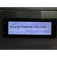 Buy cheap Building In Controller Graphic LCD Module 5.0V Power Supply 240X64 Dot from wholesalers