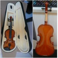 Ebonized Fingerboard Professional Violin 1/8 Size Classic For Student