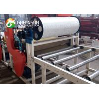 Buy cheap Sound Absorbing Gypsum Ceiling Tile Production Line / Making Machine from wholesalers