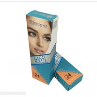 Buy cheap Single copper paper Gilding process eyebrow pencil brush Colorful box package from wholesalers
