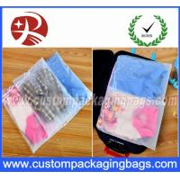 Buy cheap Convenient To Carry Small Ziplock Plastic Bags For Underwear Packing from wholesalers