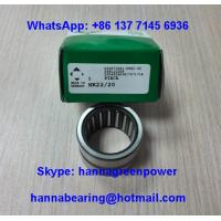 Buy cheap Light Series NK8/12-TV Polyamide Cage Needle Roller Bearing With Oil Hole 8x15x12mm from wholesalers