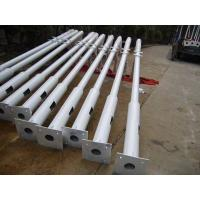 Buy cheap 5- 20 m street lighting pole made in China from wholesalers