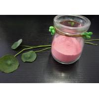Buy cheap Non - Toxic Odorless Red Color Melamine Formaldehyde Resin Food Grade from wholesalers