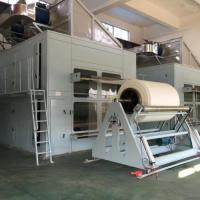 Buy cheap Medical Gauze Production Line , Medical Gauze Drying Machine from wholesalers