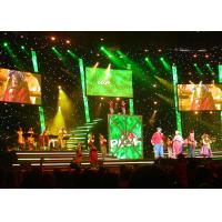Buy cheap P4mm LED Screen Rental With Die-casting Aluminum For Staging Show from wholesalers