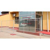 Freestanding Construction sites Temproary Chain Link Fencing 6x10ft, 8x10ft, 6x12ft