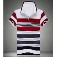 Buy cheap Fashion Men's print polo t shirt OEM Mens Polo Shirts perfect quality from wholesalers