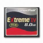 Buy cheap Compact Flash Card 32MB, 64MB, 128MB, 256MB, 512MB, 1GB, 2GB, 4GB, 8GB, 16GB, 32GB/CF Card from wholesalers