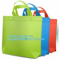 Buy cheap Wholesale online promotional laminated non woven bag with Top Quality, promotional silk screen nonwoven bag spunbond bag from wholesalers