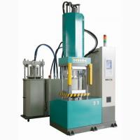 Buy cheap XLB-D1.00MN 500*500*1 Rubber injection moulding machine from wholesalers