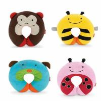 China Monkey / HoneyBee Child Car Seat Cushion Baby Neck Pillow Customized on sale