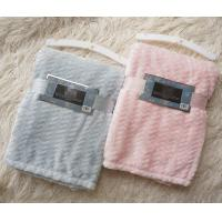 Buy cheap Small Jacquard Style Flannel Blanket For Baby , Children Kids Throw Blanket from wholesalers