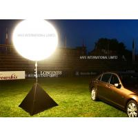 Wholesale 1.2 M Night Work Event Space Lighting Moon Balloon With 2000 W Metal Halide Lamp from china suppliers
