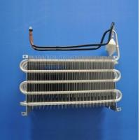 Buy cheap Blue Coating Fin Tube Heat Exchanger / Finned Pipe Heat Transfer Copper Material from wholesalers
