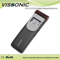 Buy cheap Conference Infrared Language Distribution System Translation Receiver 4CH product