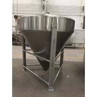 Bar Industrial Beer Brewing Equipment 880KG Grist Case Customized Manufactures