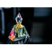 Buy cheap Customize Design Crystal Perfume Diffuser Bottle Roll On Sealing Type from wholesalers