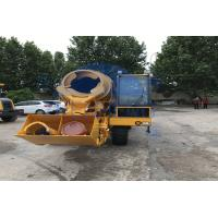 Wholesale Building Concrete Mobile Mixer , Durable Small Size Concrete Mixer Machine from china suppliers