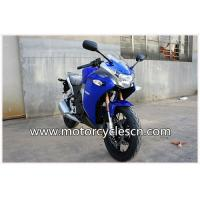 Wholesale Water-cooled Blue Two Wheel Drag Racing Motorcycles Honda CBR250 Sports Car from china suppliers