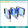 Buy cheap Half Height Turnstile Entrance Control Solution Pedestrian Turnstile Speed Gate from wholesalers