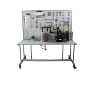 Buy cheap Vocational Training Equipment Refrigeration Trainer Experimental Module Refrigeration System from wholesalers