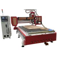China Wood working machinery cnc machine for wood door cutting on sale