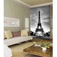 Buy cheap 3D printed window blinds for window decoration roller shades 100% polyester printed roller blinds fabric from wholesalers