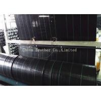 Buy cheap Agriculture HDPE / PP Woven Ground Cover Fabric In Roll 100gsm from wholesalers