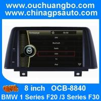 Buy cheap Dual zone car kit bluetooth for BMW 1 Series F20 /3 Series F30 with steering wheel control OCB-8840 from wholesalers