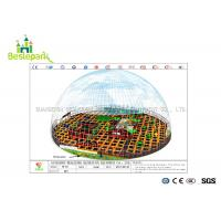Buy cheap EVA Cover Indoor Soft Playground Colorful Theme With Electric Basketball Games from wholesalers