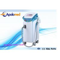 Buy cheap Vertical 808nm Diode Laser Hair Removal Machine With Sapphire cold cooling from wholesalers