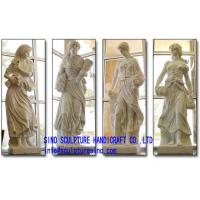 Buy cheap Sculptures Set of Four Seasons Statues - 70'' Tall from wholesalers