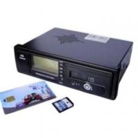 Vehicle 60 V Driving Recorder GPS Car Tracker Support 4 Cameras Manufactures