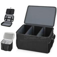Buy cheap Large Capacity Car Trunk Organizer , Collapsible Car Trunk Storage Bins from wholesalers