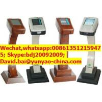 Buy cheap press buttons queue ticket dispenser from wholesalers