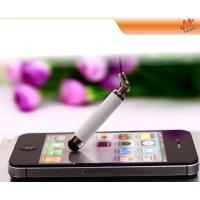 Buy cheap mini Soft Plastic or metal Capacitive Screen Stylus Pen  for ipod touch, itouch stylus pen from wholesalers