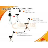 Buy cheap Tri-Leg Cane Chair from wholesalers