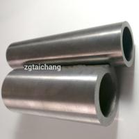 Buy cheap Custom Cemented Carbide Tube , 100% Virgin Tungsten Carbide pipe from wholesalers