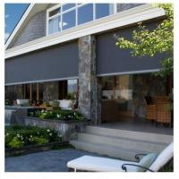 Buy cheap Pvc coated Polyester Netting Motorized Insect Flyscreen Door & Window from wholesalers